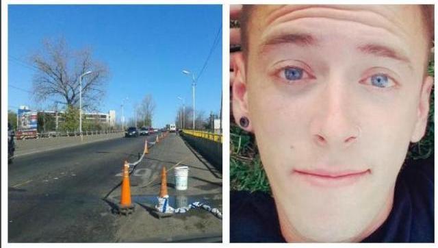 Lo atropellaron y huyeron en el puente Lebensohn: la familia del joven asesinado pide ayuda para que haya Justicia