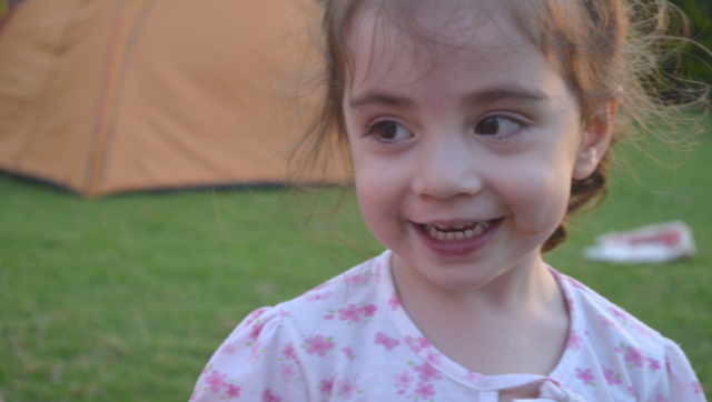 Todos por Victoria: la vecinita nos necesita para continuar el tratamiento de su cardiopatía congénita