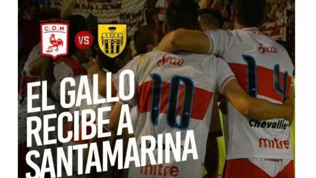 Envalentonado por la Copa Argentina, El Gallo buscará en casa su primer triunfo en la B Nacional