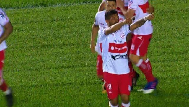 Primera victoria del Deportivo Morón en la B Nacional