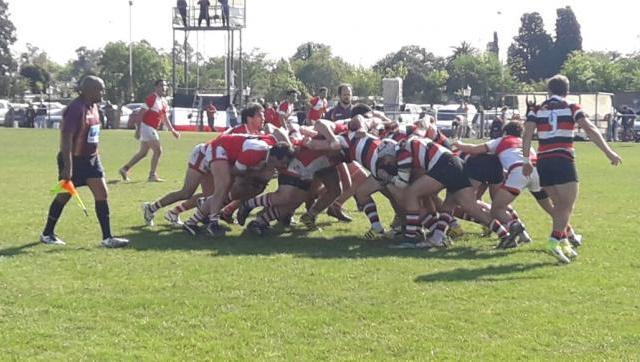 El rugby de Los Matreros se aseguró la permanencia