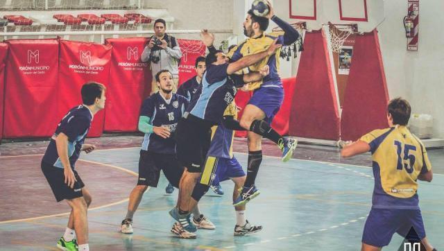 Tremendo año del handball masculino del Dorrego