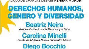 Derechos Humanos, Género y Diversidad en el Distrito: retrocesos, resistencias y perspectivas