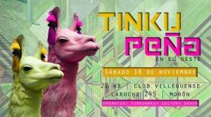 """El 18 de noviembre, """"Tinkupeña"""" en el Centro Villeguense"""