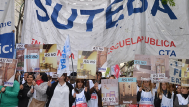 SUTEBA Morón llevó al Municipio el reclamo docente por la continuidad de los cursos de formación profesional