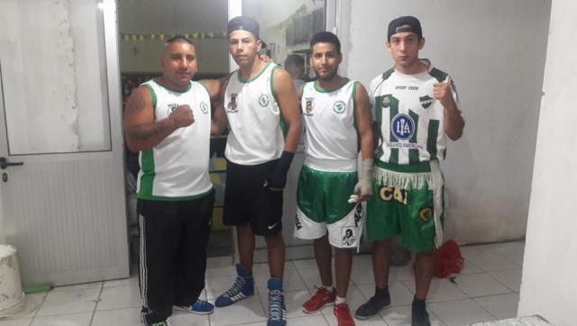 Foto: Fb Escuela Boxeo Santa Rosa