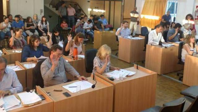 El HCD aprobó por unanimidad la ordenanza Fiscal e Impositiva y el presupuesto 2018