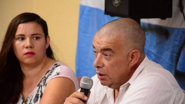 Reclamo colectivo por la libertad de Esteban Rossano, joven de Morón injustamente detenido y encarcelado por Bonadio