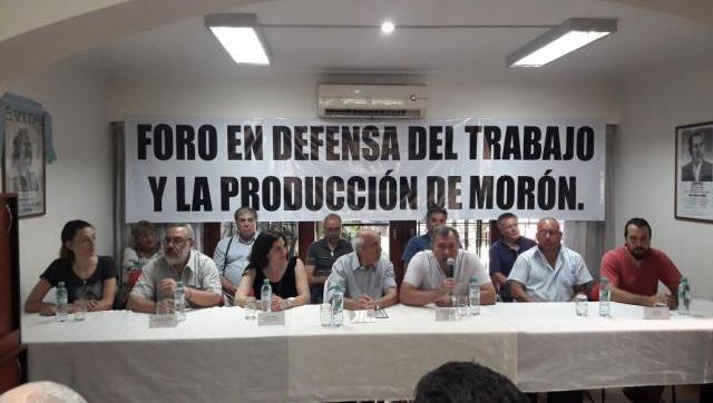 Foro local en Defensa de la Producción y el Trabajo advirtió: