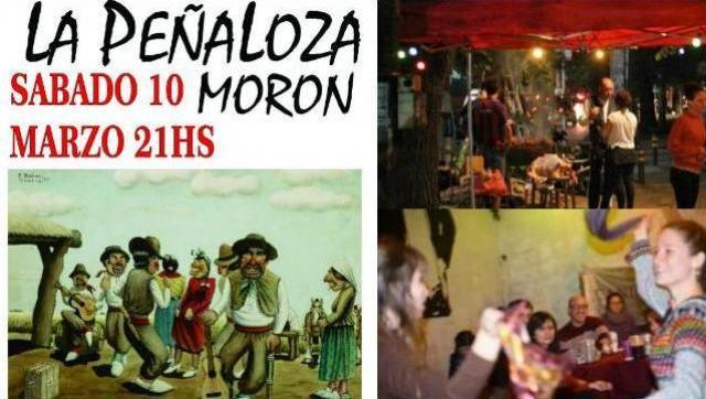 Fiesta popular: se celebra una nueva Peñaloza en Morón