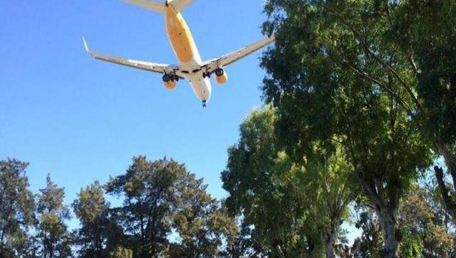 Flybondi: algo no está bien en El Palomar