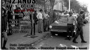Festival popular en El Palomar en repudio al golpe de Estado