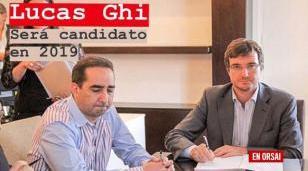 Es oficial: Lucas Ghi se prepara para enfrentar a Tagliaferro