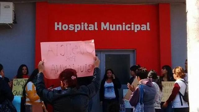 Violencia obstétrica en el Hospital de Morón: