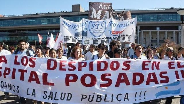 Posadas: despiden a Daniela Ruiz Vargas, hija de una trabajadora del Hospital desaparecida