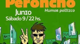 """Este sábado, """"Peroncho"""" en Morón"""