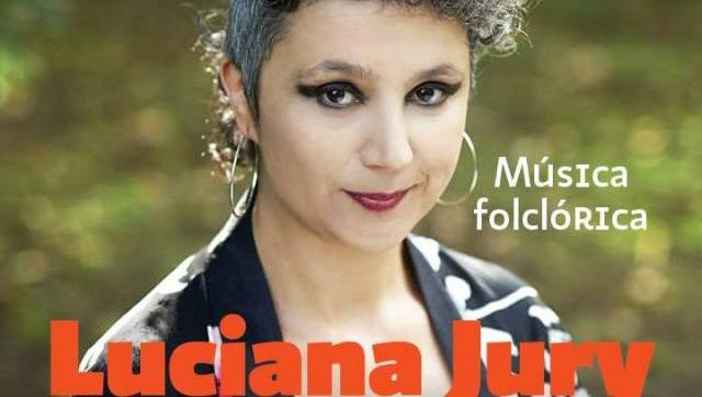 Cita imperdible: Luciana Jury en Morón
