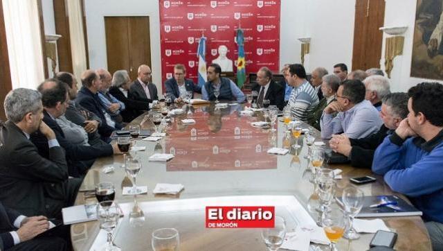 Banco Provincia Impulsa líneas de créditos para PyMES de Morón