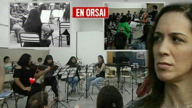 Vidal va contra los programas de Coros y Orquestas juveniles para chicxs humildes