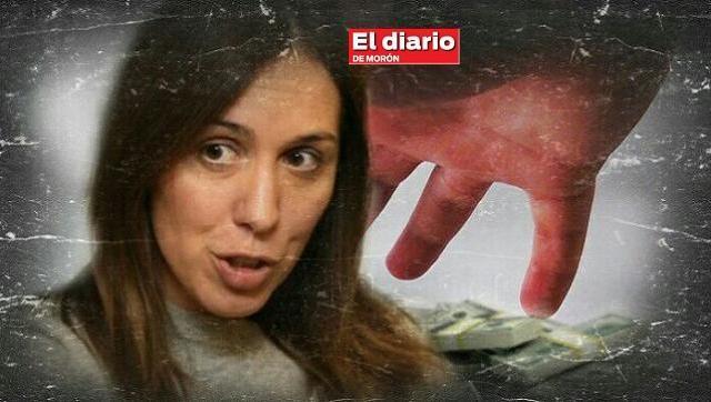 Usurpación de identidad y lavado de activos: denunciaron penalmente a María E. Vidal