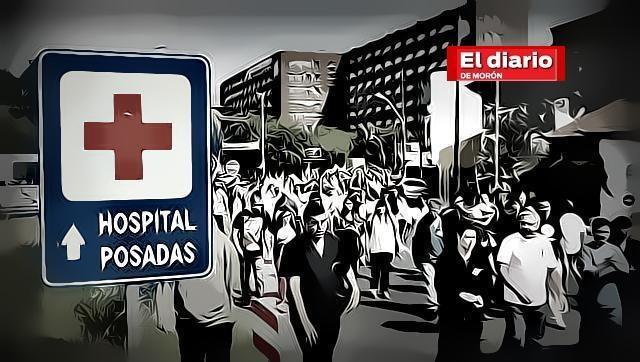 La Justicia ordenó reincorporar a trabajadores del Hospital Posadas