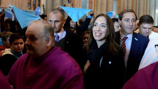 Vidal ratificó su postura en contra del aborto legal, libre y gratuito