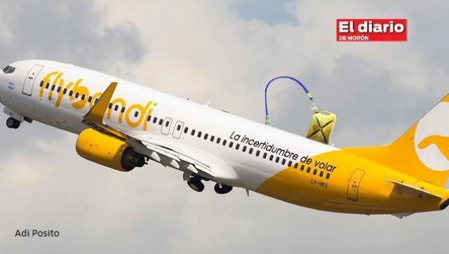 Fiscal pidió suspender vuelos de FlyBondi por seguridad