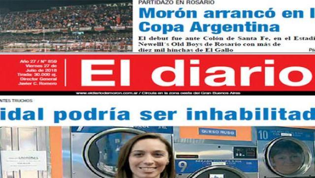 El diario 859
