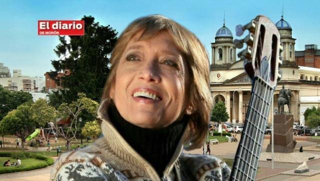 Teresa Parodi se presentará en Morón