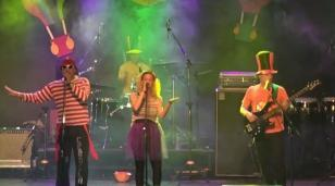Bandas en vivo y espectáculos para niñxs en el festival Vamos Lxs Pibxs