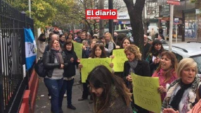 Desesperado reclamo por seguridad en Castelar