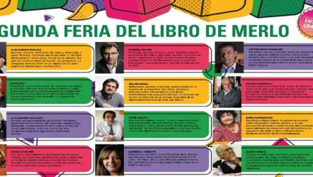 UNM Editora en la Segunda Feria del Libro de Merlo