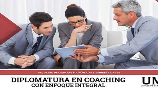 Diplomatura en Coaching con Enfoque Integral