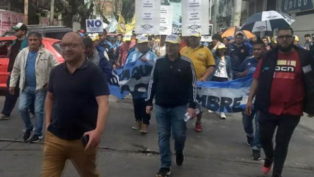 """""""El acatamiento es total y expresa el hartazgo del movimiento obrero con el Macrismo"""""""