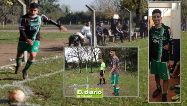 Aron Leandro de Minicis llega al Verde y nos ilusiona