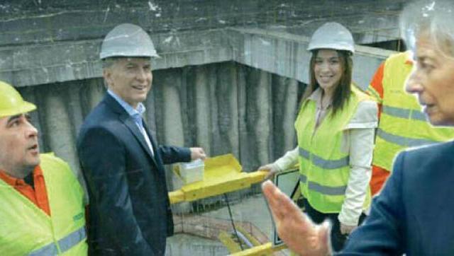 El FMI ordenó a Macri suspender el soterramiento del Sarmiento