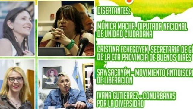La CTA organiza debate en Morón sobre el cupo laboral travesti-trans