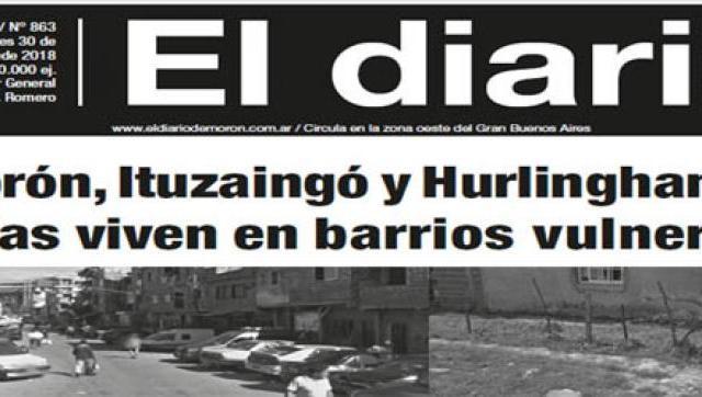 El diario 863