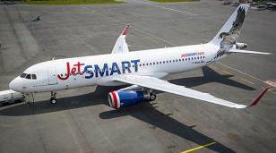 Concesionaron 261 rutas aéreas a Jet Smart, segunda low cost que operará en El Palomar