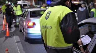 Intensos operativos de tránsito y seguridad