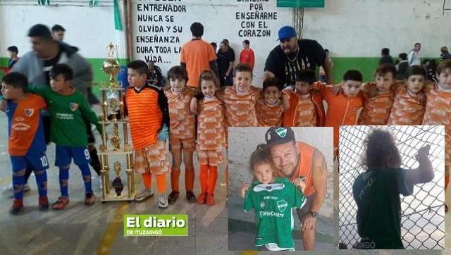 Conocé a Alma y su profundo amor por el Club Atlético Ituzaingó