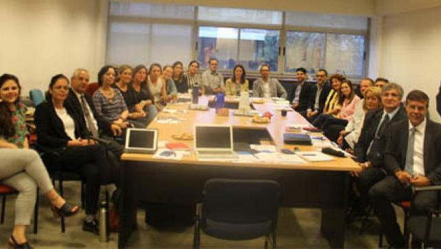 """La UAI participó de """"Universidades Emprendedoras"""" junto a miembros del Crup"""