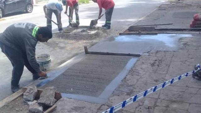 Mejoran las instalaciones del Gorki Grana