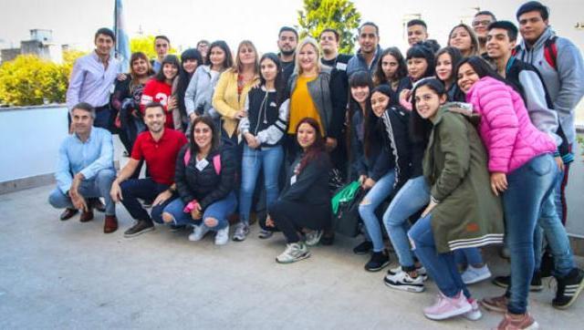 Alumnos participaron de un taller para elegir que carrera estudiar