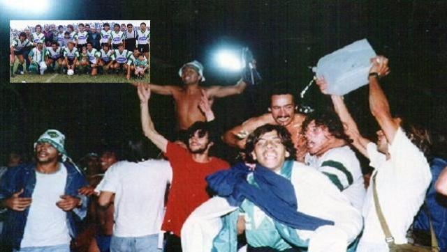 A 27 años de la leyenda: El Verde logró el sueño de ascender al nacional