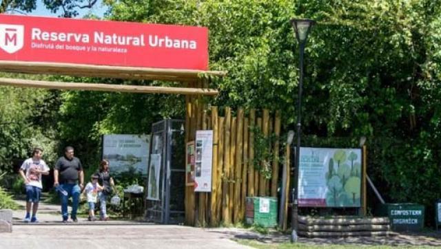 Actividades ambientales en la Reserva Urbana