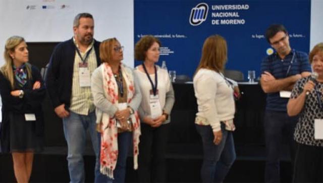 UNM fue sede de las actividades del Proyecto Inicia en Argentina