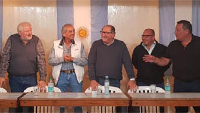 Se presentó la nueva conducción de las 62 Organizaciones Peronistas