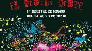 """Llega """"El Festín Oeste"""" 1° Festival de humor en zona Oeste"""
