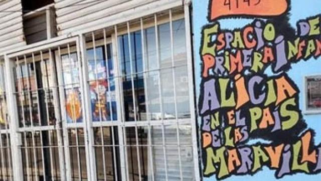 Un Espacio de Primera Infancia a punto de cerrar sus puertas por falta de fondos